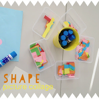 shape picture collage