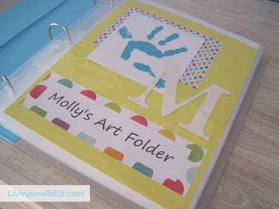 Mollys art folder