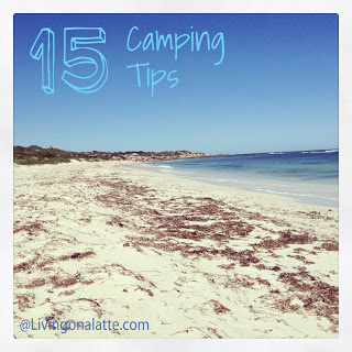 My Camping Tips