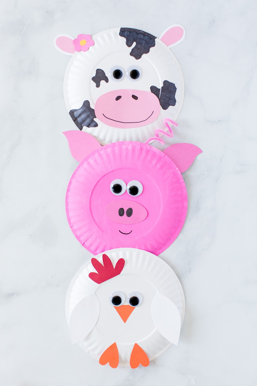 Farm-Animal-Paper-Plate-Craft-30