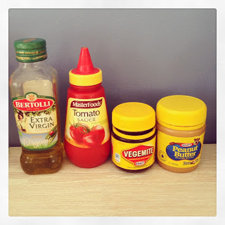 smallest size of spreads and condiments